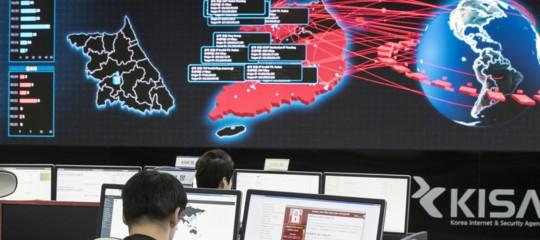 Secondo gli Usa, dietroWannacryc'eraPyongyang