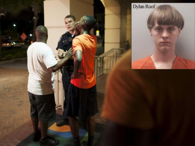 """Il boia di Charleston confessa """"Volevo una guerra razziale"""""""