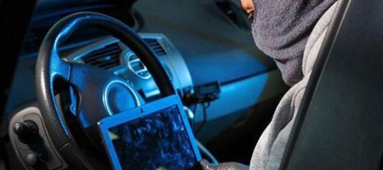furti auto cyber security