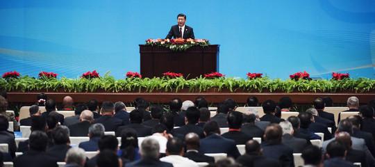 """Xi ai partiti internazionali, """"non esporteremo il modello cinese"""""""