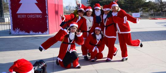 Perche Si Festeggia Natale.In Cina Si Festeggia Il Natale Si Ma Si Chiama Dongzhi