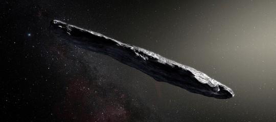Il Pentagono, gli UFO e'Oumuamua