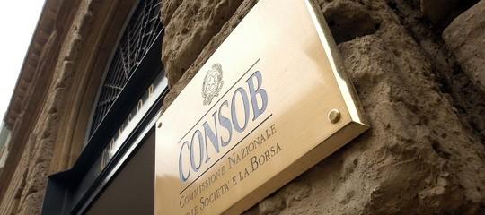 Cdm: Navanuovo presidenteConsob,Nistricomandante dei Carabinieri