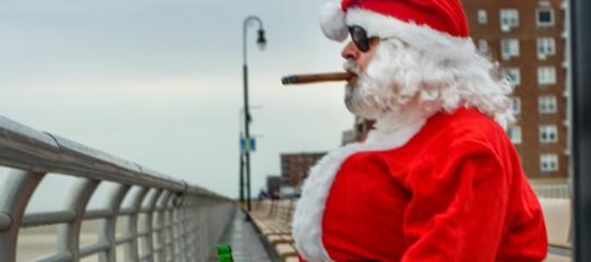 La vera storia del Natale è fatta di sbronze solenni e grassazioni