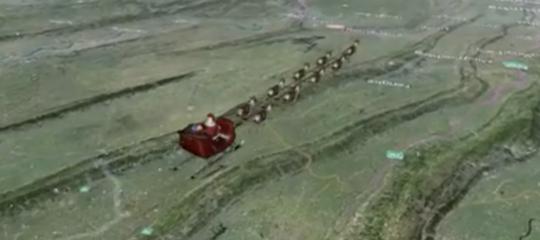 Come accadde che i radar Usa cominciarono a seguire Babbo Natale