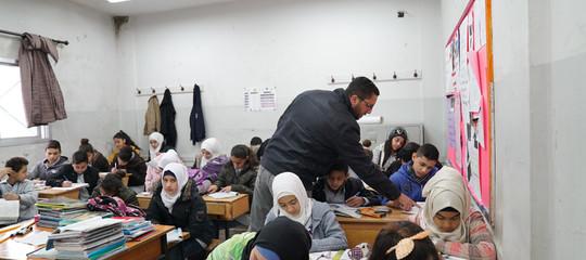 Ecco come si vive in un campo rifugiati palestinesi in Libano