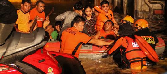 Filippine: 240 i morti nella tempesta a Mindanao