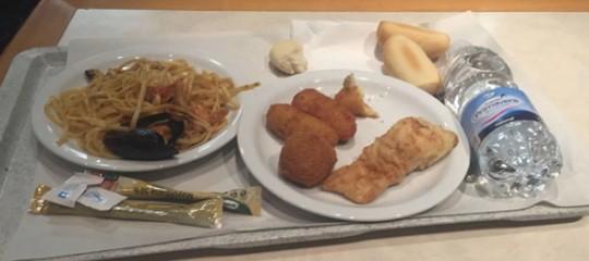 Questo menù italiano ha fatto infuriare la polizia spagnola. A Natale