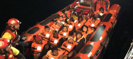 Con il Natale sono tornati gli sbarchi di migranti
