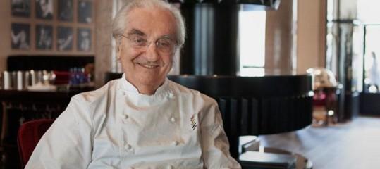 Addio all'uomo che rivoluzionò la cucina italiana