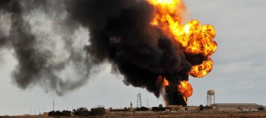 Attribuito all'Isis l'attentato all'oleodotto in Libia