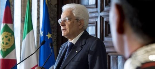 Mattarella ha sciolto leCamere, si voterà il 4 marzo