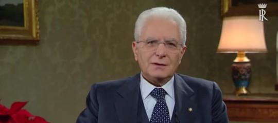 Cosa ha dettoMattarellaall'Italia nel discorso di fine anno