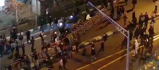 Iran: 9 morti nelle proteste nella notte, 20 in 6 giorni