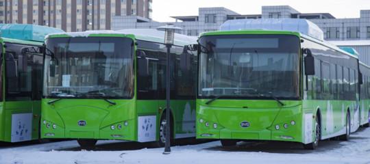 Come ha fattoShenzhen(12 milioni di abitanti) a sostituire tutti gli autobus