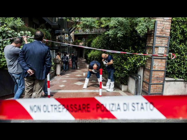 Agguato a Roma, uomo ucciso a colpi di pistola alla Camilluccia