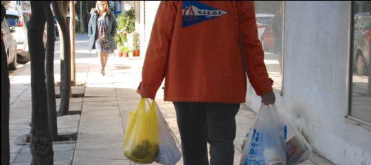 Ma alla fine, l'aziendaNovamontproduce sacchetti bio o no?