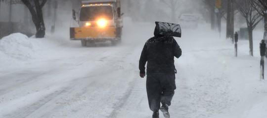 Perché anche il freddo di questi giorni è causato dal riscaldamento globale