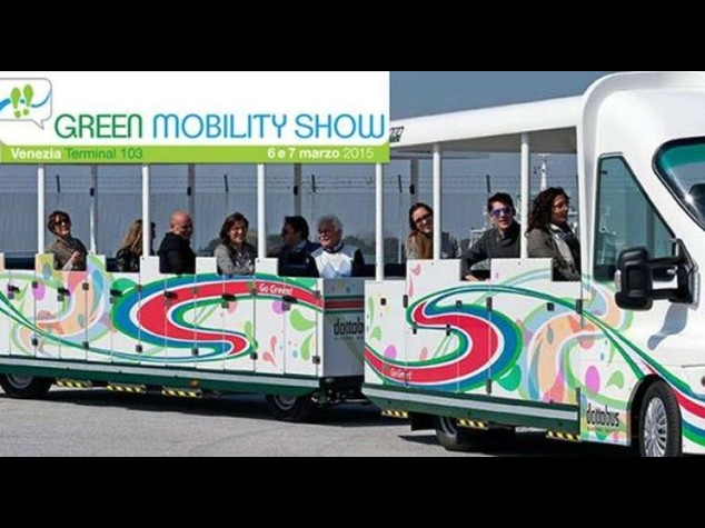 Green Mobility Show on hydrogen in Venice