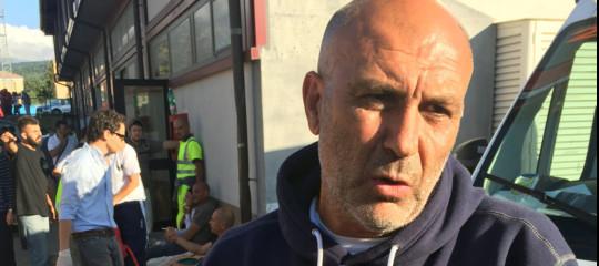 """Terremoto,Pirozzi:""""Interventi immediati o sgomberocasette"""""""