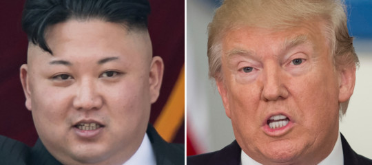 Il dittatore coreano e il presidente americano. Uno dei due è un genio