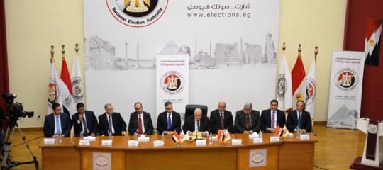 Egitto: elezioni presidenziali si terranno il 26-28 marzo