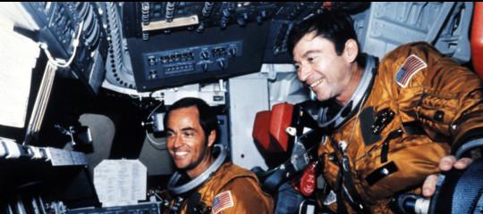 Un saluto a JohnYoung, pioniere dello spazio