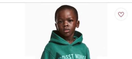 La gaffe costata a H&M nuove accuse di razzismo