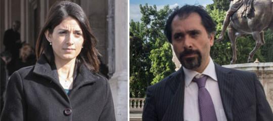 Roma:Marra rinviato a giudizio per la nomina del fratello