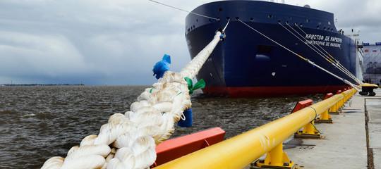 Gas, parte per gli Usa primo carico Gnl da maxi progetto Yamal Lng