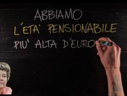 Nostra l'età pensionabile più alta in Europa? Fact checking alla lavagna