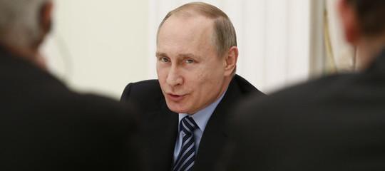 "Putin: ""No a ingerenze inelezionialtrui, inclusa l'Italia"""