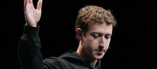 Facebook Mark Zuckerberfake news giornalismo