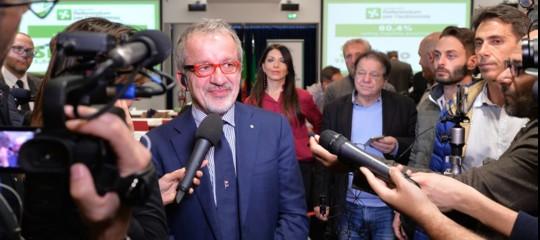 Cosa ha detto Roberto Maroni della sua nuova vita checominceràil 5 marzo