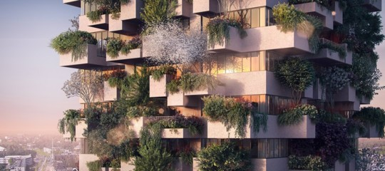 Eindhoven Bosco Verticale low cost