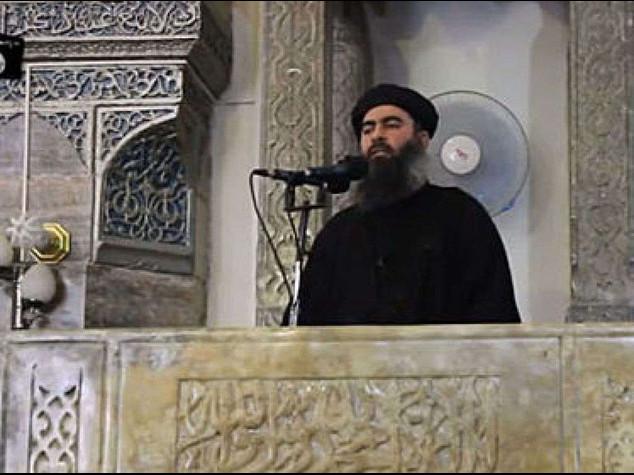 "Isis: Baghdadi sarebbe vivo, ""jihad arrivera' a Roma"""