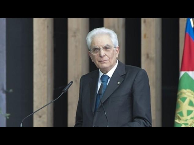 Ue: Mattarella, e' tempo di politiche e istituzioni comuni