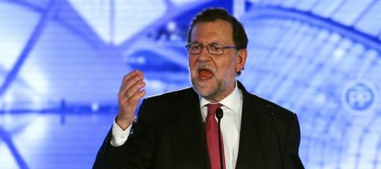 """Catalogna,Rajoy:""""Se Puigdemontnon rientra resta il 155"""""""