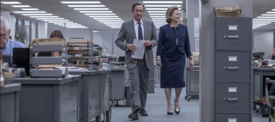 The Post, lo schiaffo (involontario) di Spielberg a Trump