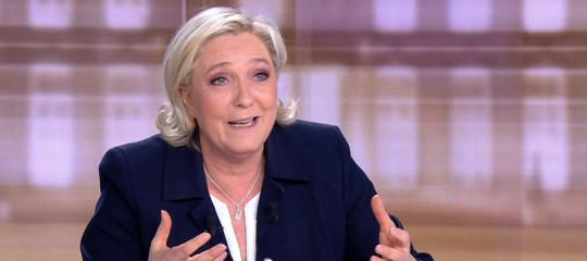 Il pronostico di Marine Le Pen sulle elezioni italiane