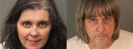 Tenevano i tredici figli incatenati e senza cibo, arrestata coppia in Usa