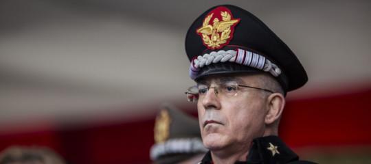 Chi è GiovanniNistri, nuovo comandante dei carabinieri