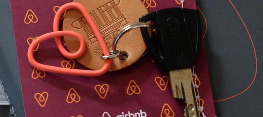 Airbnbda oggi consentirà di pagare solo una parte in fase di prenotazione