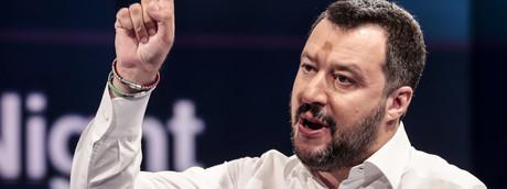 Matteo Salvini (Agf)