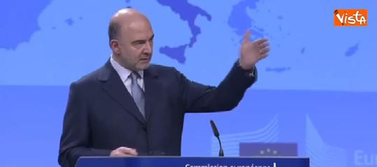 Cosa ha dettoMoscovicisulle elezioni in Italia