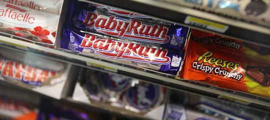 Cosa ci faFerrerocon le caramelleNestlécomprate in America?