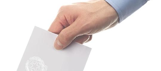 politici elezioni candidature