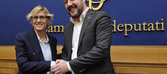 Bongiono Salvini berlusconi
