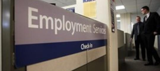Usa: sussidi settimanali disoccupazione ai minimi dal 1973
