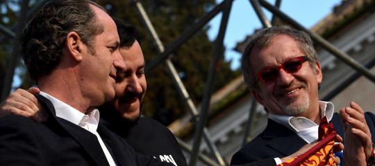 Perché la candidatura di Bongiorno ha riacceso lo scontro tra Maroni e Salvini